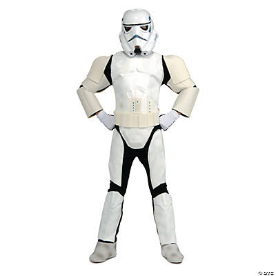 Star Wars Stormtrooper Deluxe Costume for Kids