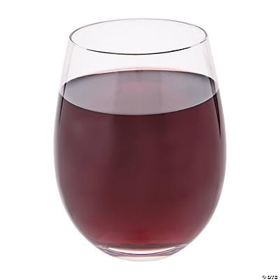 Stemless wine glasses - Stemless wine goblets ...