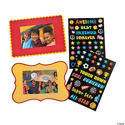 Sticker Picture Frame Magnets