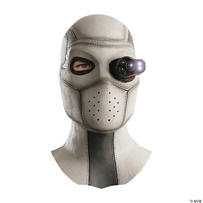 Suicide Squad Light Up Deadshot Mask