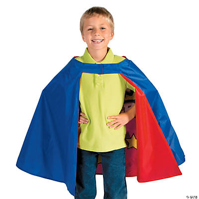 """Super Reader"" Cape"