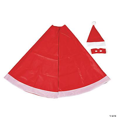 Super Santa Cape & Hat