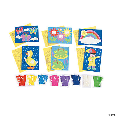 Super Spring Sand Art Sets