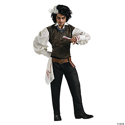 Sweeney Todd Adult Men's Costume