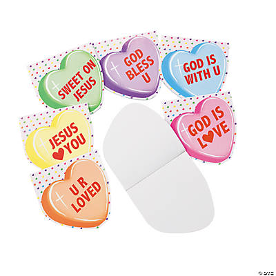 Sweet Blessings Heart Notepads