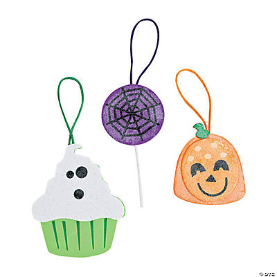 Sweet Treat Halloween Ornament Craft Kit