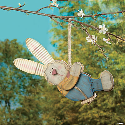 Swinging Bunny Boy