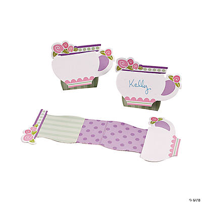Tea Party Placecards