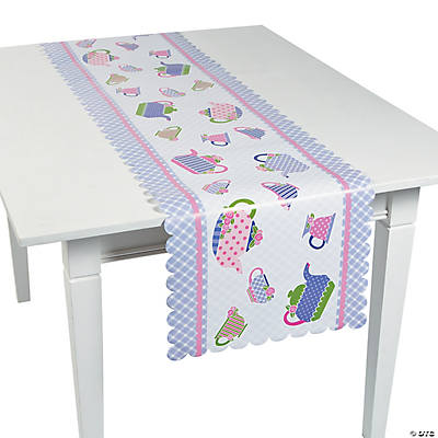 Tea Party Table Runner