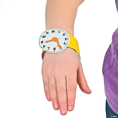 Tell Time Watches Craft Kit