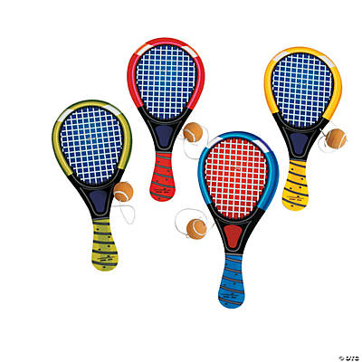 Tennis Racquet Paddleball Games