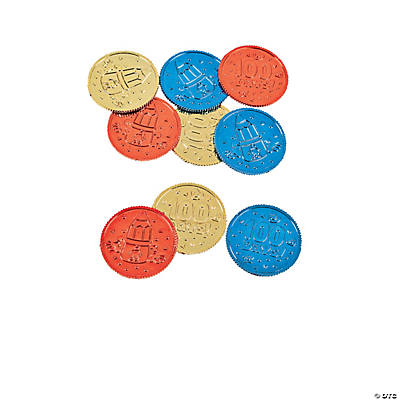 "144 ""100th Day of School"" Coins"