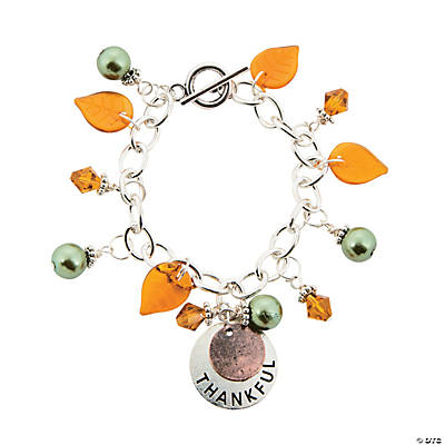 Thankful Charm Bracelet Kit