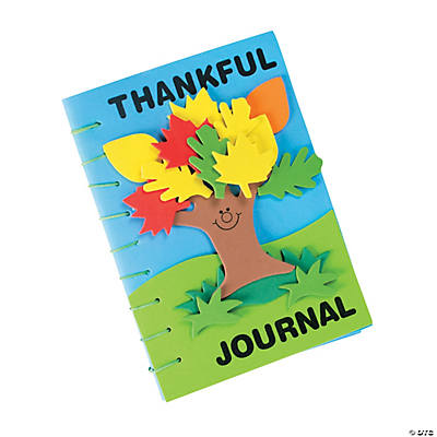 """Thankful Journal"" Craft Kit"