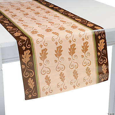 Thanksgiving Turkey Table Runner