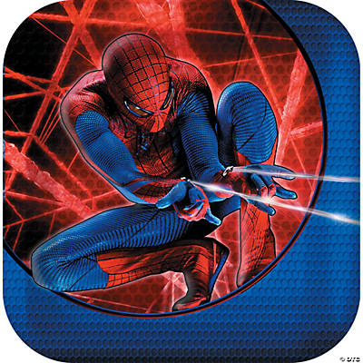 The Amazing Spider-Man™ Dessert Plates