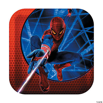 The Amazing Spider-Man™ Dinner Plates