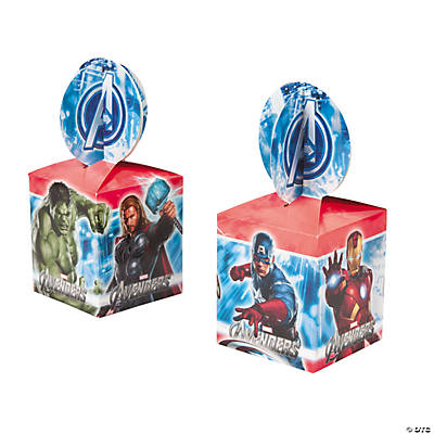 The Avengers™ Treat Boxes