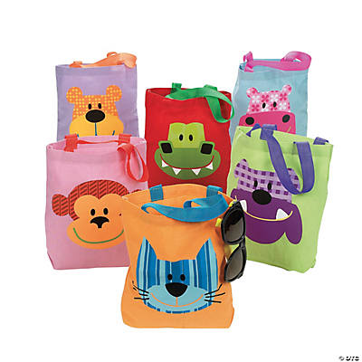 The critter club animal totes~14 726