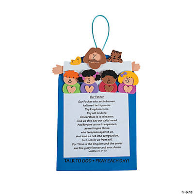 The Lord's Prayer Craft Kit