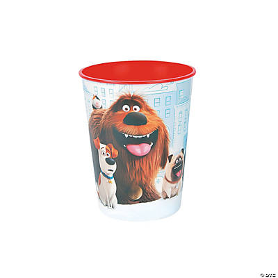 The Secret Life of Pets Plastic Tumblers