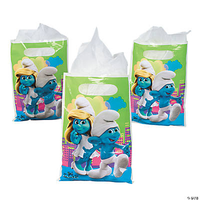 The Smurfs™ Treat Bags