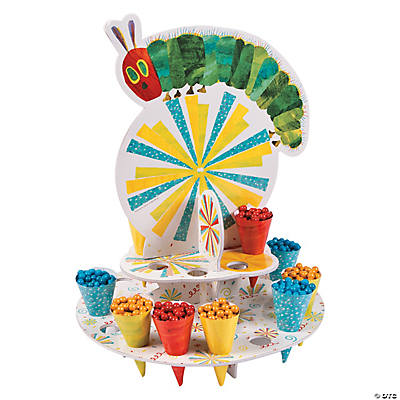 The Very Hungry Caterpillar™ Party Tray with Cones
