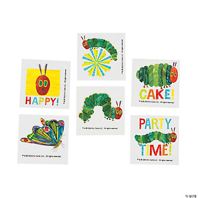 The Very Hungry Caterpillar™ Tattoos