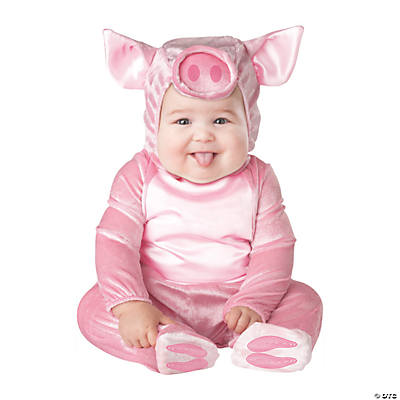 This Lil' Piggy Infant's Costume