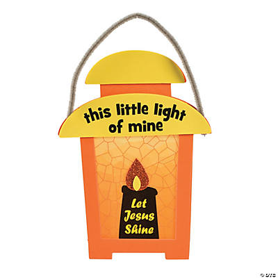 This Little Lantern Sign Craft Kit