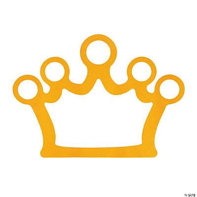 tiara crown photo frame prop