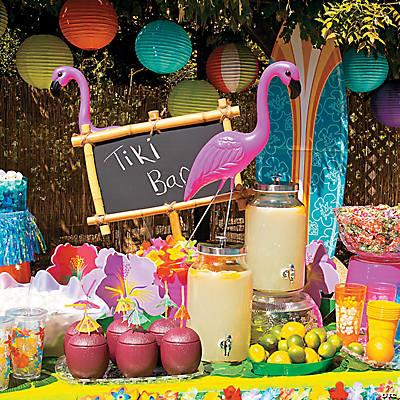 Luau Party Ideas Decorations Favor