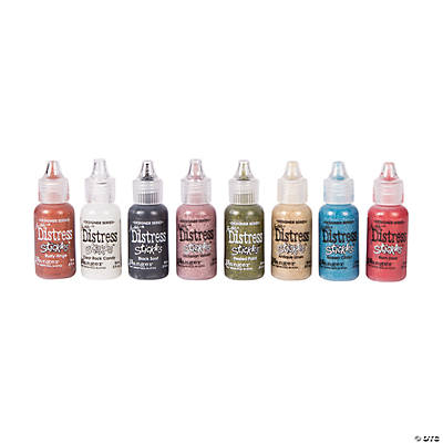 Tim Holtz® Distress Stickles™ Glitter Glue Set