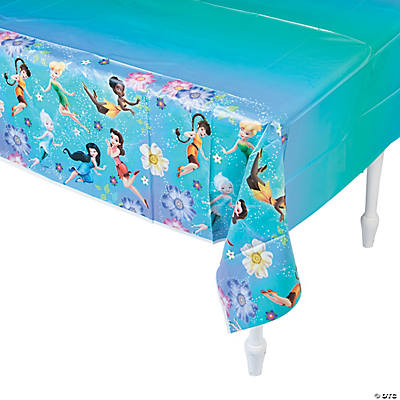 Tinker Bell Plastic Tablecloth