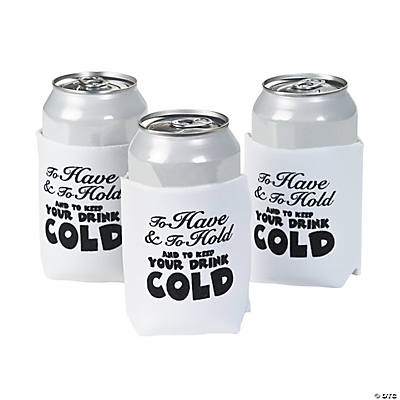 To Have & To Hold Can Coolers