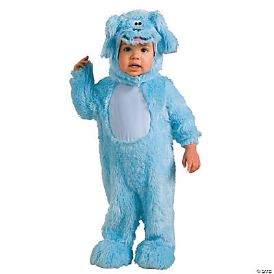 toddler blues clues blue romper costume 2t 4t - Halloween Costumes 4t