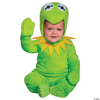 Toddler Boy's Kermit the Frog™ Costume - 3T-4T