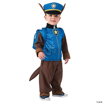 Toddler Boy's PAW Patrol™ Chase Costume - 2T-4T