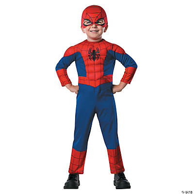 Toddler Boy's Spider-Man™ Costume - 3T-4T