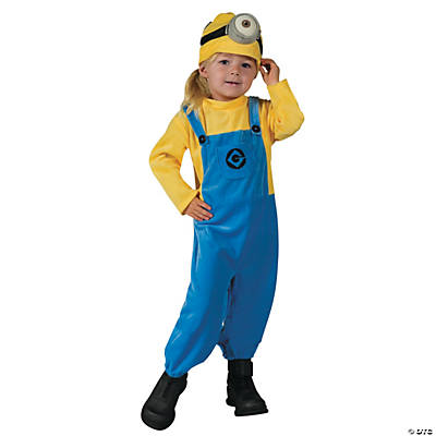 Toddler Deluxe Despicable Me 3 Mel Minion Costume