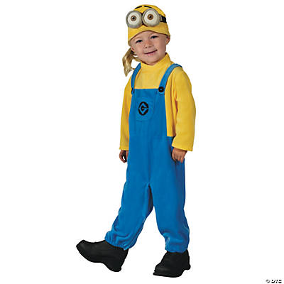 Toddler Despicable Me 3 Dave Minion Costume