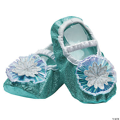 Toddler's Frozen Elsa Slippers