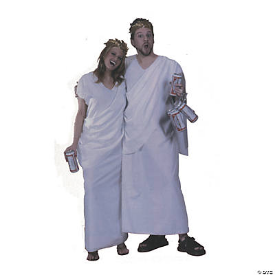 Toga Toga Costume for Adults