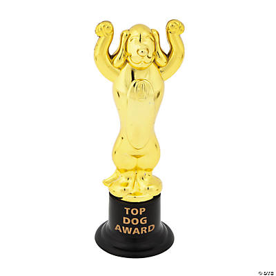 """Top Dog Award"" Trophies"