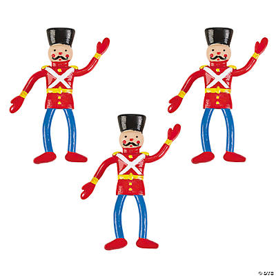 Toy Soldier Bendables