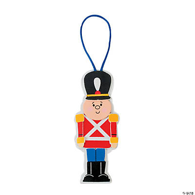 Toy Soldier Ornament Craft Kit