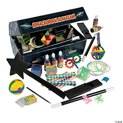 Traveling Magic Show Chest Assortment