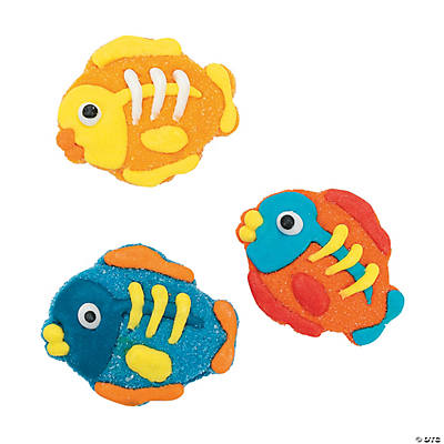 Tropical Fish Jelly Candies