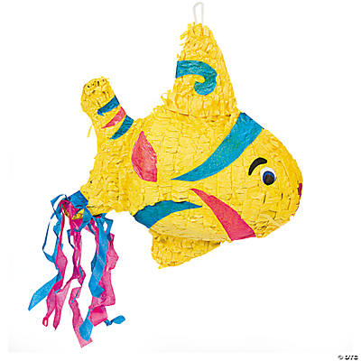 Tropical Fish Piñata