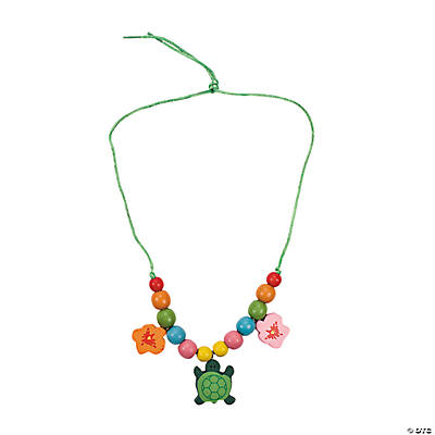 Tropical Necklace Craft Kit